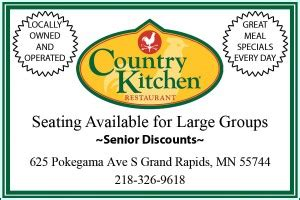 country kitchen grand rapids mn lincoln marketing itasca county mn 8440