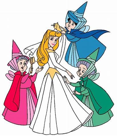 Disney Sleeping Beauty Clip Maleficent Princess Galore