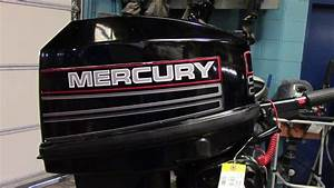6m6k77 Used 1994 Mercury 25mlh 25hp 2