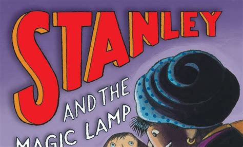 Flat Stanley And The Magic Lamp by Buzz Words Stanley And The Magic Lamp