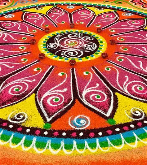 great indian rangoli designs
