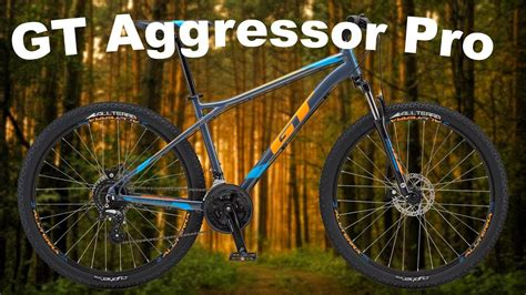 gt aggressor pro mountain bike review  unboxing