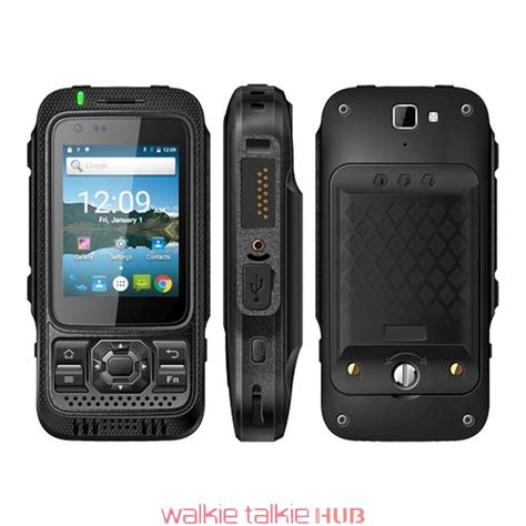 ip67 mobile talinfone f30 ip67 4g lte zello ptt android walkie talkie