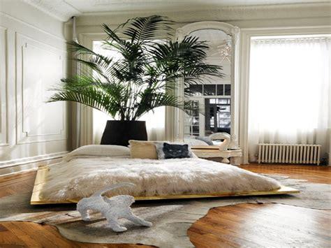 Natural Bedroom, Interesting Natural Colors Bedroom Design