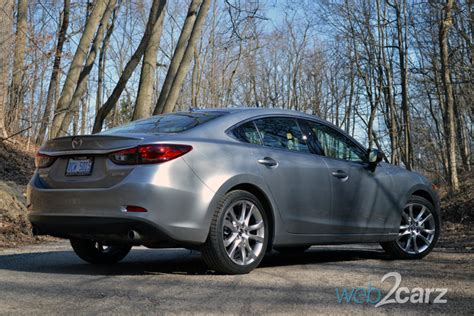 2015 Mazda6 I Touring by 2015 Mazda6 Grand Touring Review Web2carz