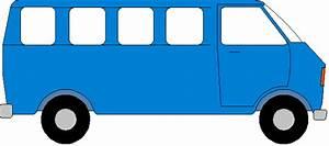 Mini Bus Clipart