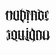 Best 25 Ideas About 2 Word Ambigram Tattoos Design