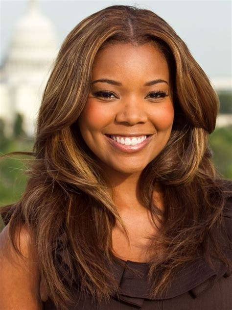 Black Person With Brown Hair by Black Hair Highlights Brown Hair Color Ideas For