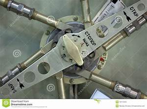 Old Space Station Locking Hatch Royalty Free Stock Photos ...