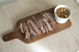 Weeping Tiger Grilled Beef Recipe