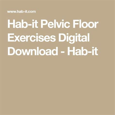 high tone pelvic floor dysfunction 17 best ideas about floor exercises on simple