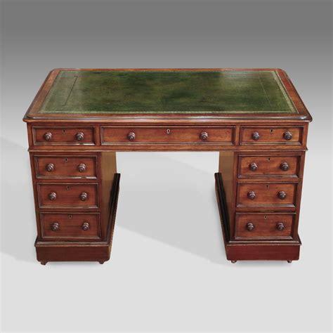 bureau secretaire antique antique pedestal desk pedestal desk antique