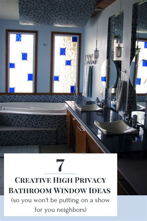 Bathroom Window Ideas For Privacy by Glass Block Bathroom Window Innovate Building Solutions