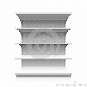 Supermarket Shelf Stock Photography - Image: 35942602