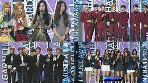 Point Chart World Cup Exo Black Pink Bts Twice And More Win Big At The 6th