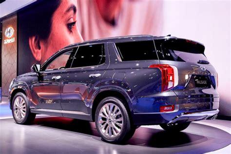 Hyundai Suv 2020 Palisade Price by 2020 Hyundai Palisade Suv Colors Reviews Changes Price