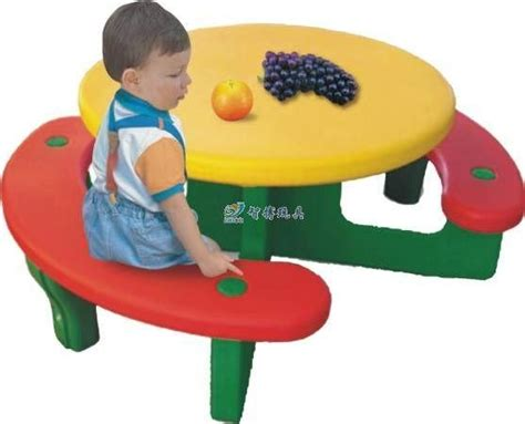Rotomolding Plastic Furniture Kids Chair And Desk Cxz06