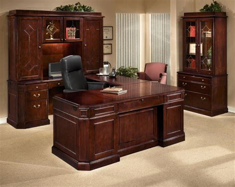 redesign  professional office  solid wood furniture
