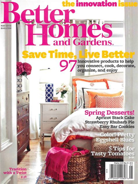 home and garden decor design 10 top magazine covers in 2013 san francisco