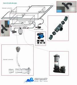Fabriquer Un Jacuzzi : spa en kit b ton carr liner distripool ~ Melissatoandfro.com Idées de Décoration