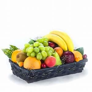Panier A Fruit : corbeille de fruits livraison en france id e cadeau original ~ Teatrodelosmanantiales.com Idées de Décoration