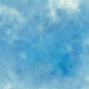 Blue watercolor background Vector | Free Download