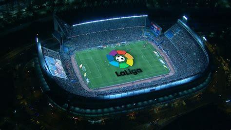 wtvision serves graphics   la liga liga nos
