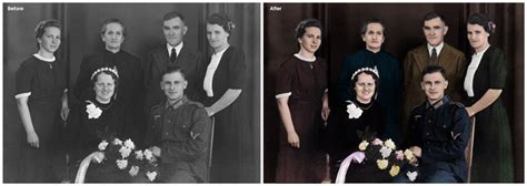 We provide professional #photorestoration services like ...