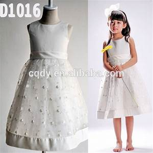 2014 fashion white princess birthday dress for girl of 7 for Teenage wedding guest dresses