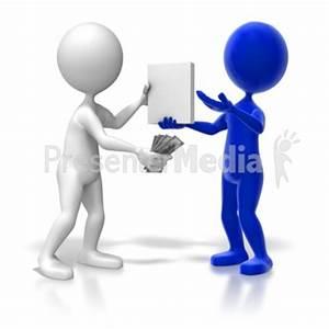 Business Transaction Clipart