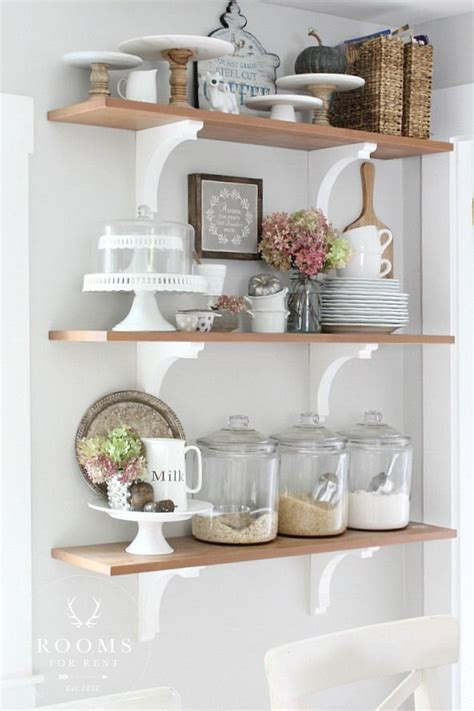 clear kitchen cabinets 25 best ideas about kitchen shelves on open 2242