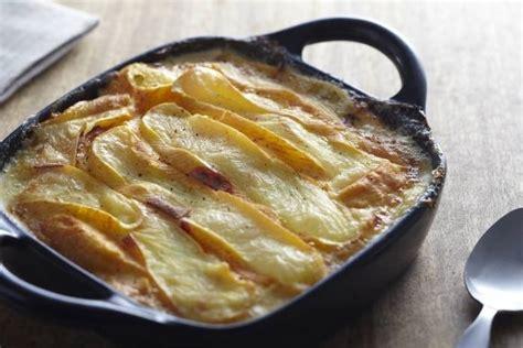recettes de cuisine avec le vert du poireau recette de gratin de poireaux et pommes de terre au
