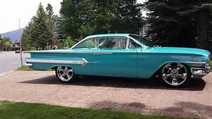 1960 Chevrolet Impala For Sale Near Southlake Tahoe