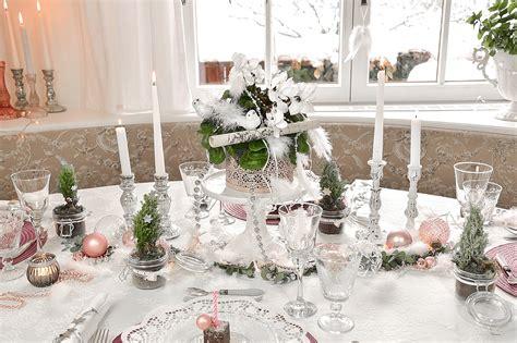 Weihnachts Tisch Deko by Tipps F 252 R Eine Festliche Tischdeko Zu Weihnachten