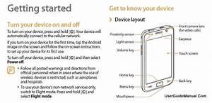 Samsung Montage Manual