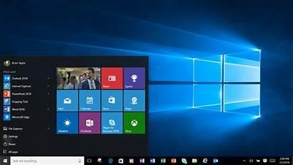 Windows App Screen Hulu Tiles Desktop Tv