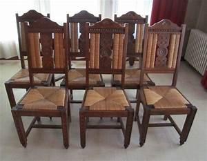 Chaises En Paille Conforama : chaises pailles beautiful formidable ment relooker une ~ Melissatoandfro.com Idées de Décoration