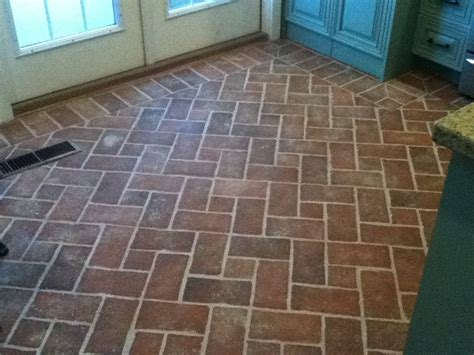 brick floor tile entryways and hallways inglenook brick tiles brick