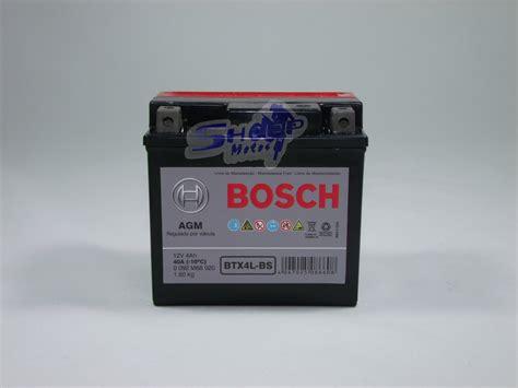 bateria de moto bosch em gel cg titan 150 ks todos os anos