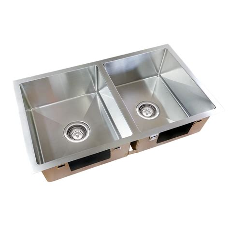 everhard kitchen sinks everhard squareline plus bowl kitchen sink 3616