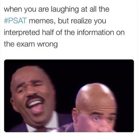 Psat Memes 2018 - psat memes conflicted steve harvey know your meme