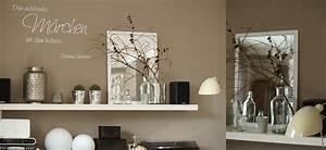 Deko Wohnzimmer Wand : dekoration wohnzimmer wande ~ Lizthompson.info Haus und Dekorationen
