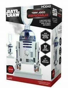 Star Wars R2d2 Personal Ultrasonic Cool Mist Humidifier