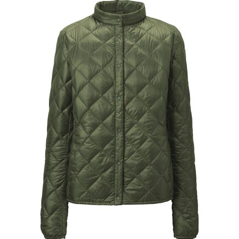 light down jacket women uniqlo women ultra light down compact quilted jacket in