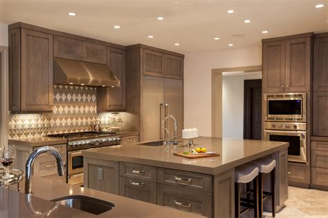 lovely and fabulous transitional kitchen designs interior vogue