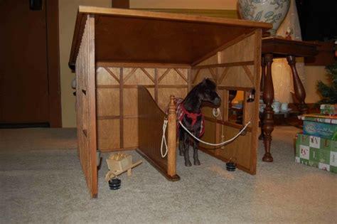 miniature horse barn finewoodworking