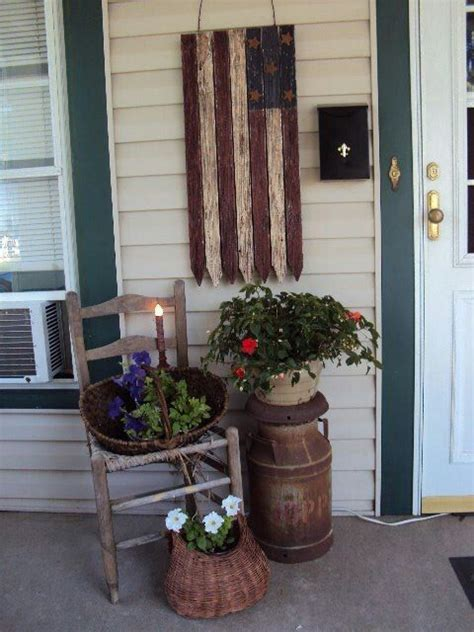 Pin Jessica Fritch Outdoor Decor Front Porch