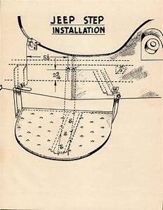 Original Side Step Installation Instructions