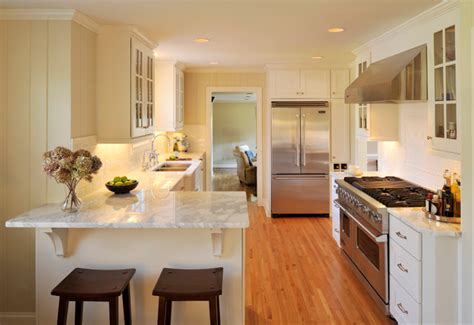 Easy Tips For Designing Comfortable Small Size Kitchen