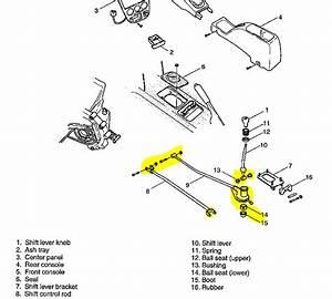 I Have A Kia Rio 2002 Manual Transmission  My Problem Is